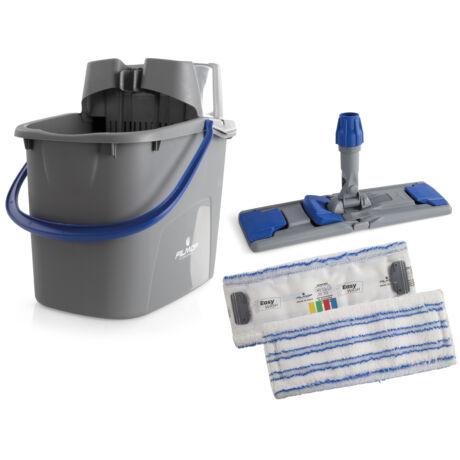 EASY WASH felmosó szett (vödör+facsaró+moptartó+mop)