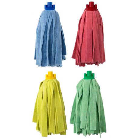 STRIPE mop csavaros, mikroszálas, zöld