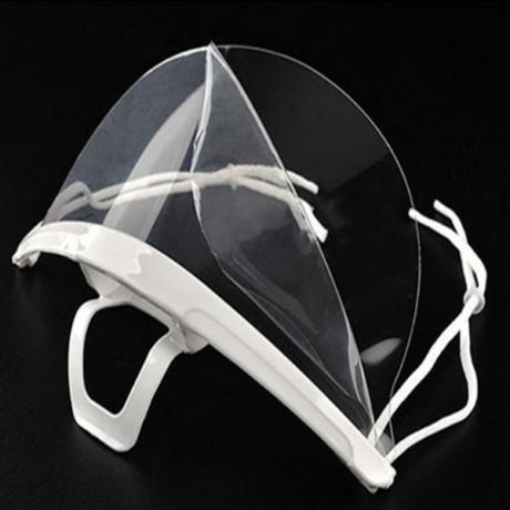 Műanyag maszk