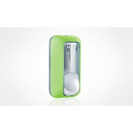 Folyékony szappanadagoló zöld