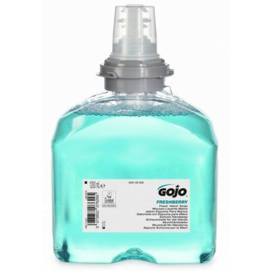 Gojo Freshberry habszappan TFX 1200 ml