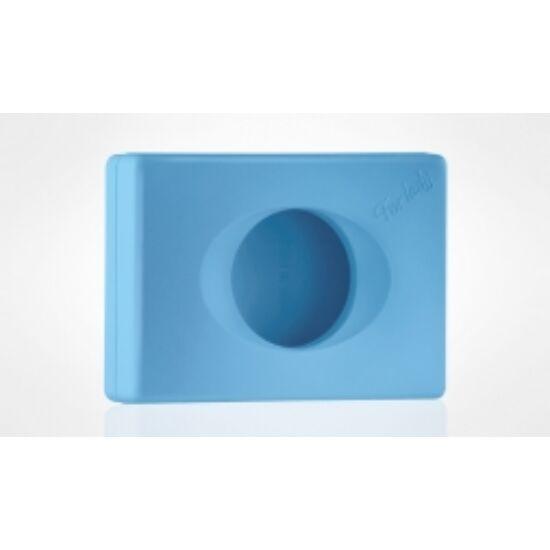 Higiéniai zacskótartó kék