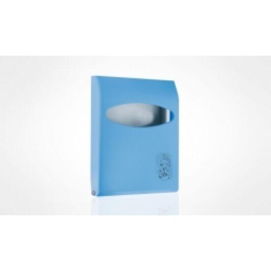 Wc ülőkepapírtartó kék