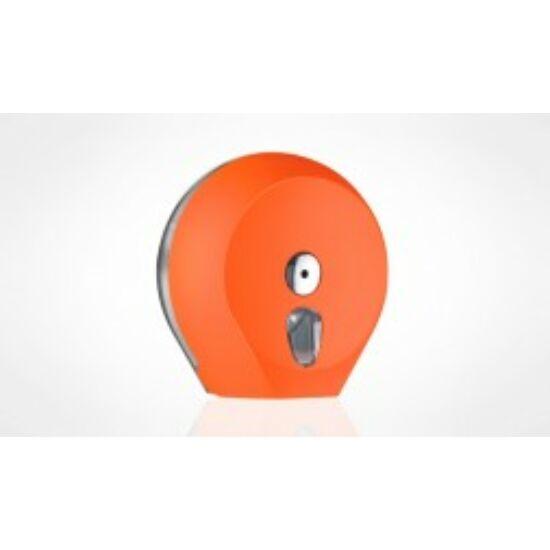 Toalettpapírtartó narancs