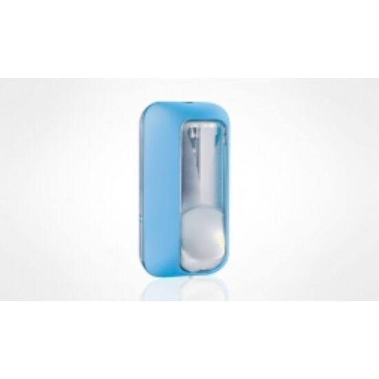 Kék szappanadagoló