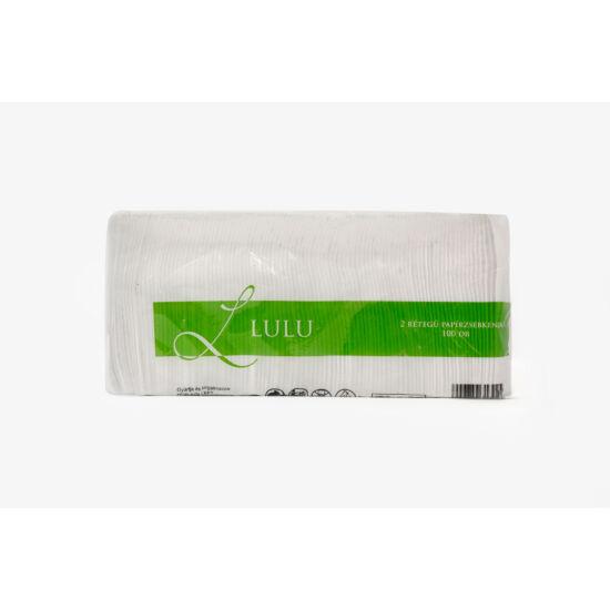 Lulu papírzsebkendő